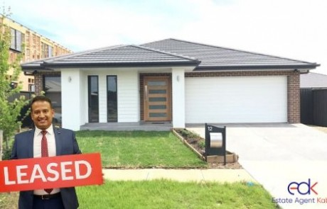 House Leased in Minto NSW 1