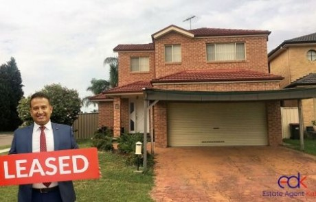 House Leased in Minto NSW 2