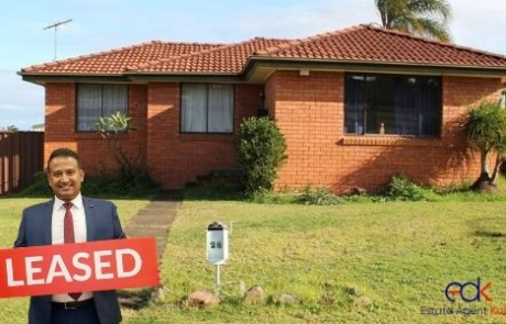 House Leased in Minto NSW 20