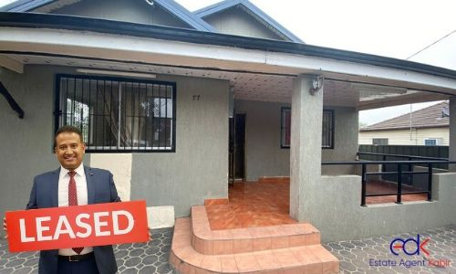 House Leased in Minto NSW 3