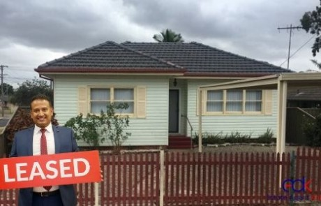 House Leased in Minto NSW 5