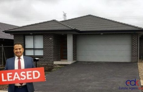 House Leased in Minto NSW 7