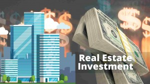 first real estate investment